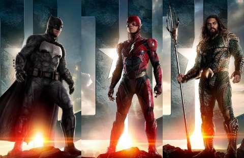 Появились первые тизеры супергеройского фильма «Лига Справедливости»