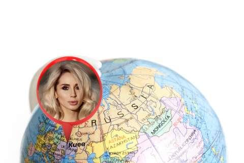 Звездный путеводитель: LOBODA в Киеве