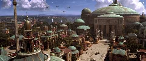 В США откроют первый в мире отель в стиле «Звездных войн»