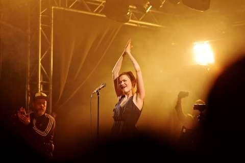 Группа «Моя Мишель» презентовала новые треки на концерте в Москве