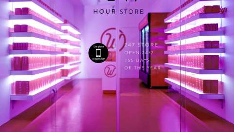 В Китае открылся магазин будущего
