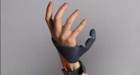 Искусственный шестой палец сделает жизнь проще