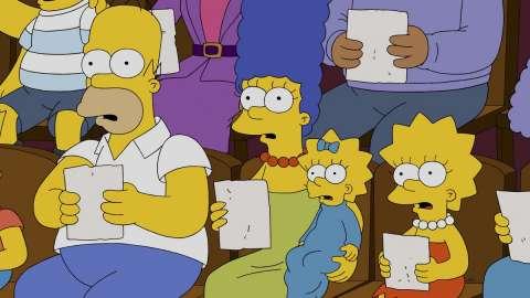 Создатель «Симпсонов» снимет новый мультфильм