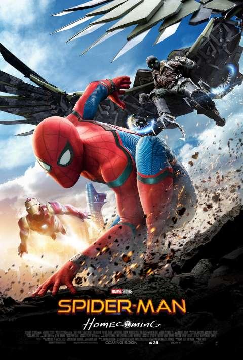 СМИ назвали фильм о «Человеке-пауке» самым популярным в июле