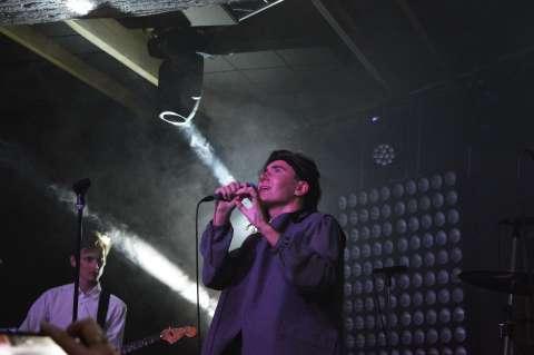 В Москве прошёл сольный концерт группы Vougal