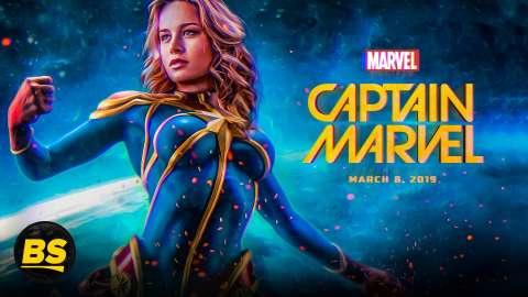 Сюжет к фильму «Капитан Марвел» перепишет сценарист «Лары Крофт»
