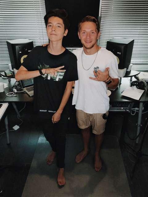 Kristian Kostov и Ваня Чебанов рассказали о совместном треке!