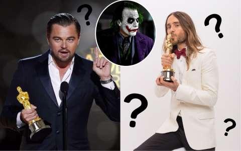Ди Каприо или Лето: кто всё-таки сыграет Джокера в новом фильме?