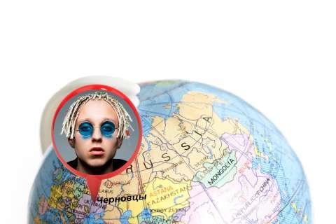 Звездный путеводитель: T-Fest в Черновцах