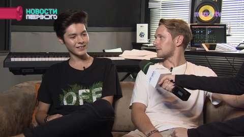 Kristian Kostov и Ваня Чебанов рассказали о совместном треке