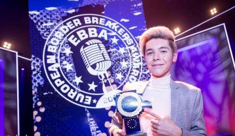Кристиан Костов получил международную музыкальную премию EBBA