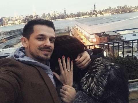 Больше не холостяк: Миша Марвин женится