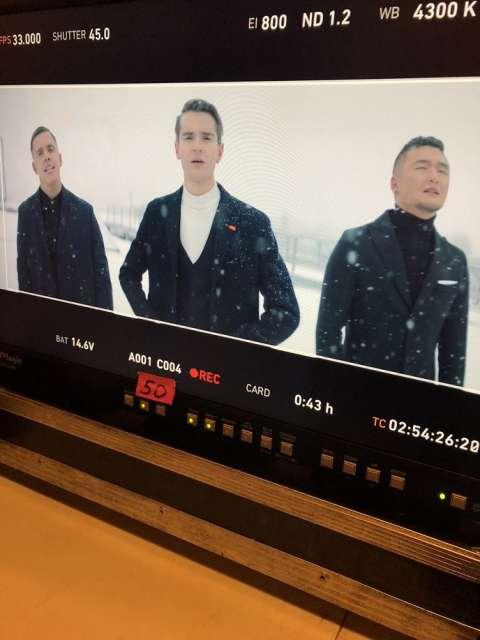 MBAND сняли новый клип: эксклюзивное интервью