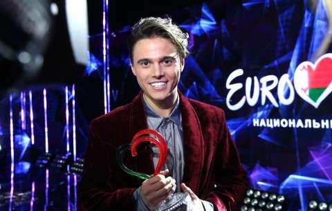 Alekseev об участии в конкурсе «Евровидение»