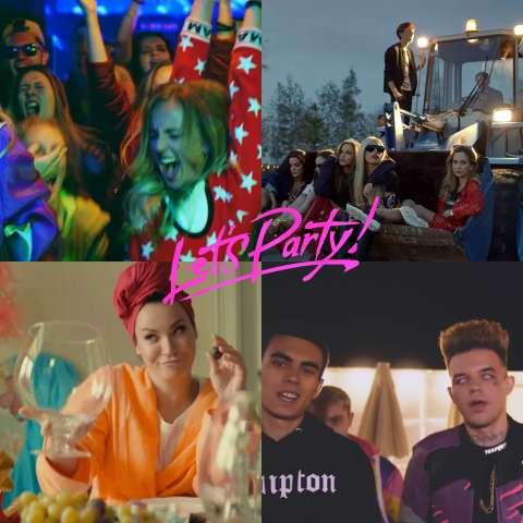 На вечеринке из какого клипа ты бы затусил?