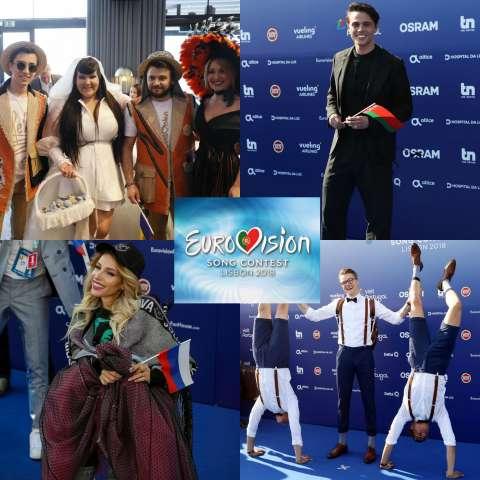 Стартовал конкурс «Евровидение – 2018»