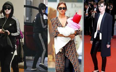 Худшие наряды знаменитостей этой недели