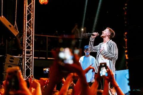 «После первого сольника я буду целоваться всю ночь»: Миша Марвин о своем концерте