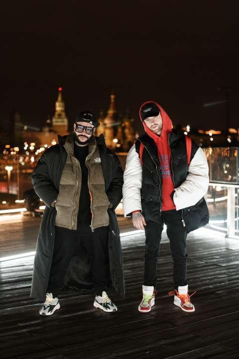 Тимати и Егор Крид установили рекорд