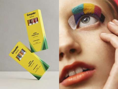 Новый тренд: мелки для макияжа