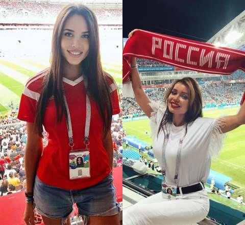 FIFA просит не показывать красивых девушек на стадионах