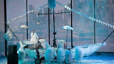#SnowПати3 сцена
