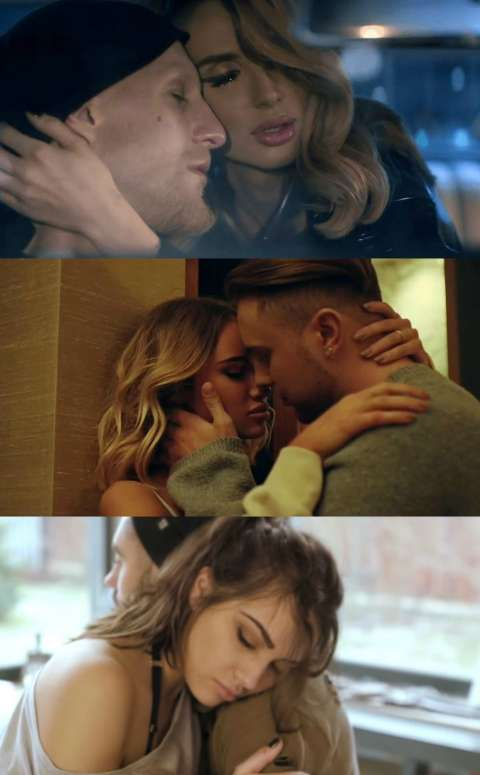 Угадай поцелуй из клипа