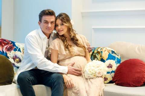 Тайная свадьба Регины Тодоренко и Влада Топалова
