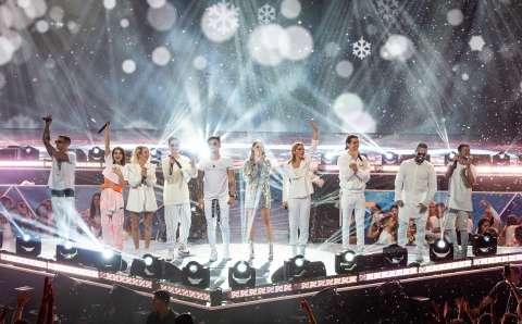 Что говорят звезды о #SNOWПАТИ4?