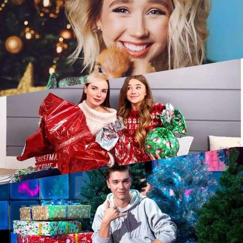 Какой подарок хотят блогеры на Новый год?