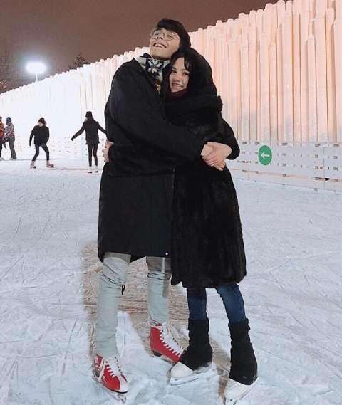 Kristian Kostov встречается с Женей Медведевой?