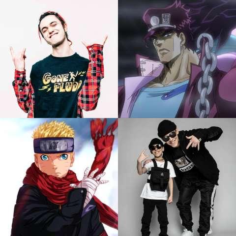 Какое аниме обожают звезды?