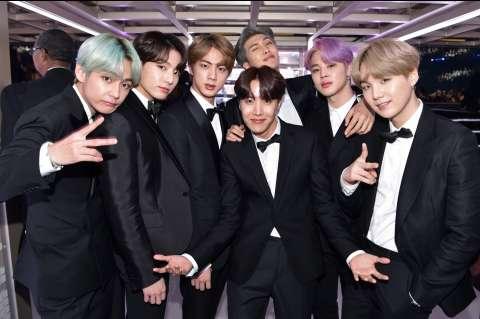 С кем ты пойдешь на свидание из BTS?