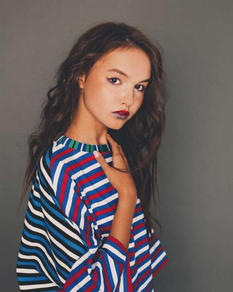 5 фактов об Арине Даниловой