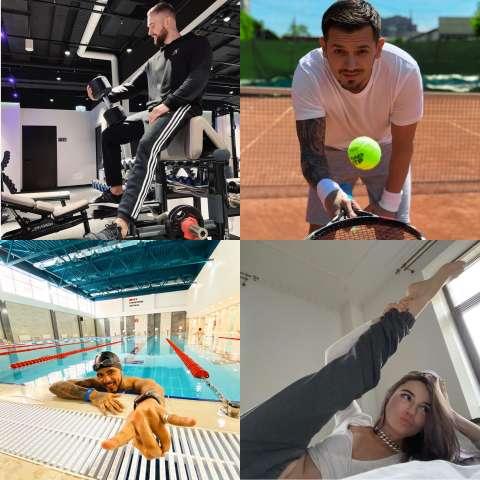 Какой ты спортсмен?